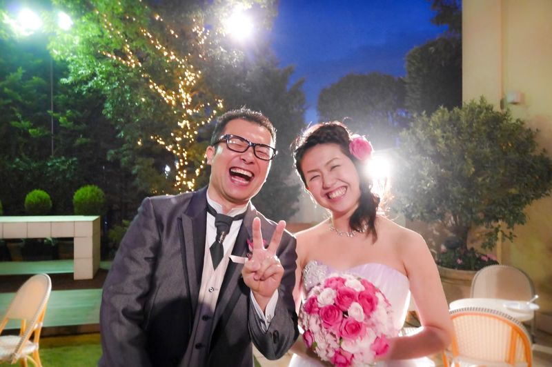 Wedding Japan Smile Happy Energy