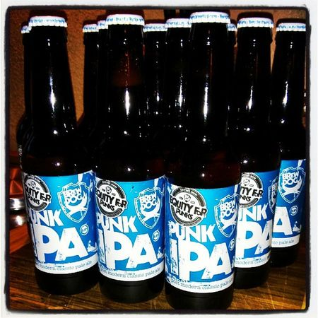 The new shipment has arrived :-D @brewdog