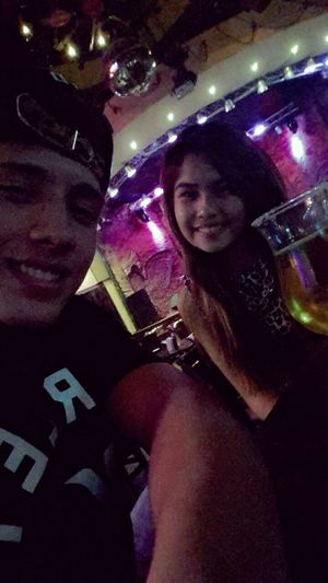 Coronita with my boy♡