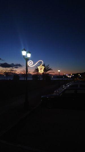 Night, Christmas, Lamp, Light HUAWEI Photo Award: After Dark