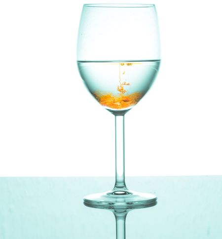 EyeEm Selects Wineglass Wine Alcohol Drink White Background Drinking Glass Close-up Reflection Food And Drink No People Studio Shot Water Freshness Day