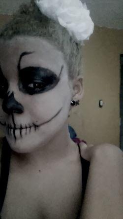 Happy Halloween Halloween Skull