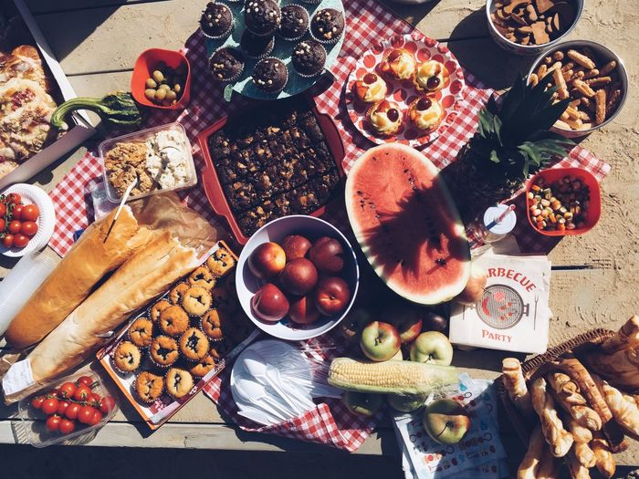 Picnic Food Food And Drink Fruit Choice Healthy Eating Ready-to-eat Freshness Picnic ShareTheMeal Food Stories