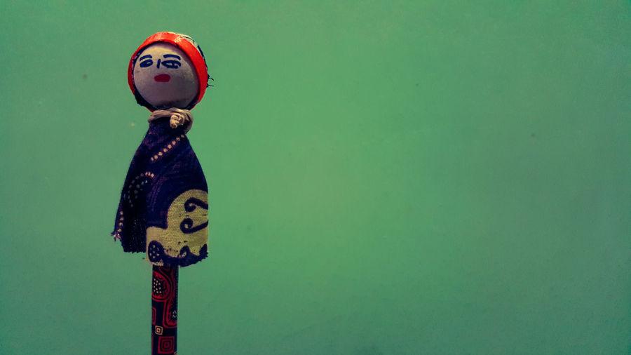 Puppet pencil