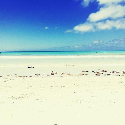 Beach Tranquility Struisbaai, South Africa First Eyeem Photo