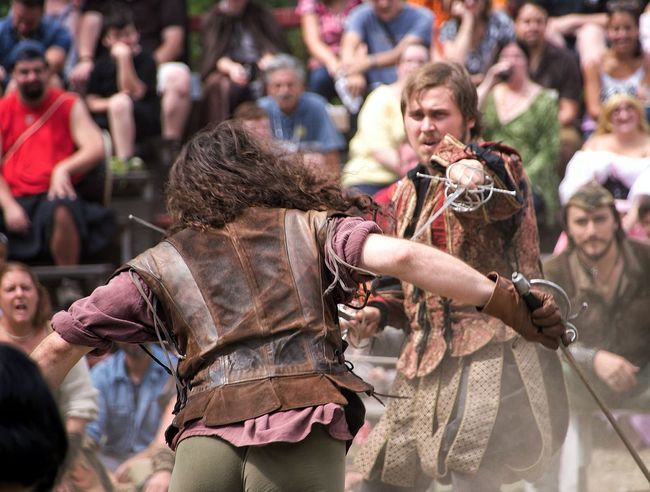 NYRF Action Renaissance Festival Sword Warriors Tadaa Community