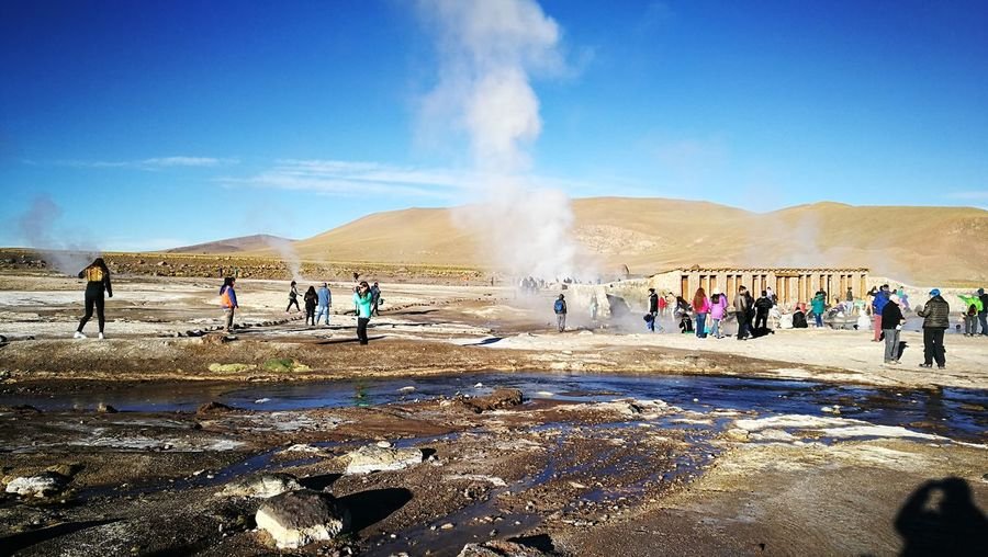 Outdoors People Water Travel Sanpedro Mountain Chilelindo  Atacama Desert Travel Destinations Nature Chile♥ Beauty In Nature Vacations