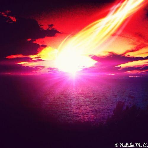 El aclamado fin del mundo ..... Un dia mas ya pasó y aquí seguimos siempre agradecidos. Gracias .