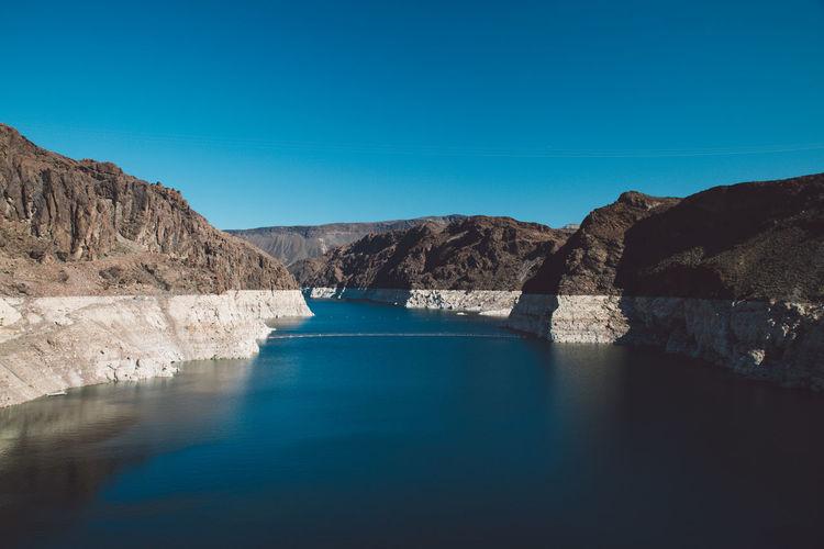 Architecture Arizona Colorado River Concrete Construction Dam Electricity  Hoover Dam Hydroelectric Power Nevada