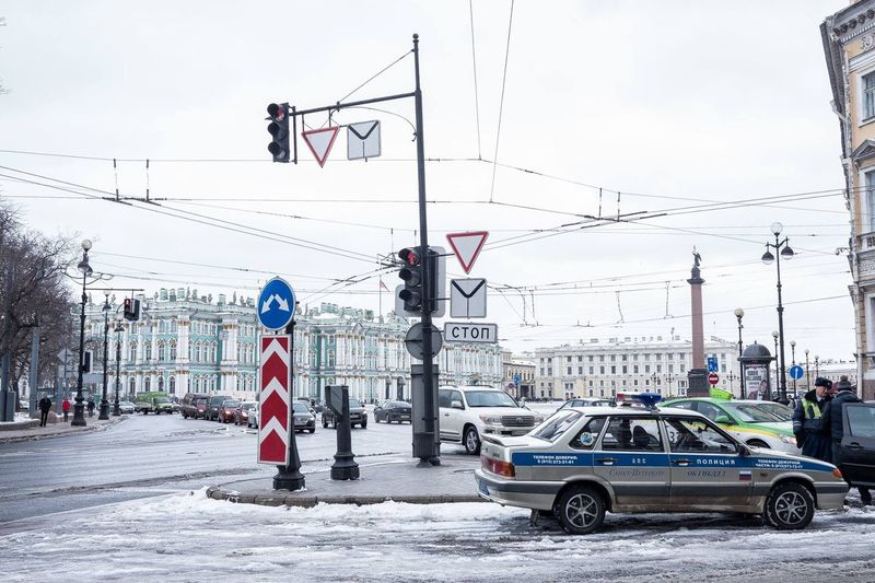 Russia Winter Incidental People Car Power Line  Winter Cable Transportation Day People Outdoors Electricity  Sky Adult Cold Temperature One Person Headwear Full Length Russianpolice City Ski Lift