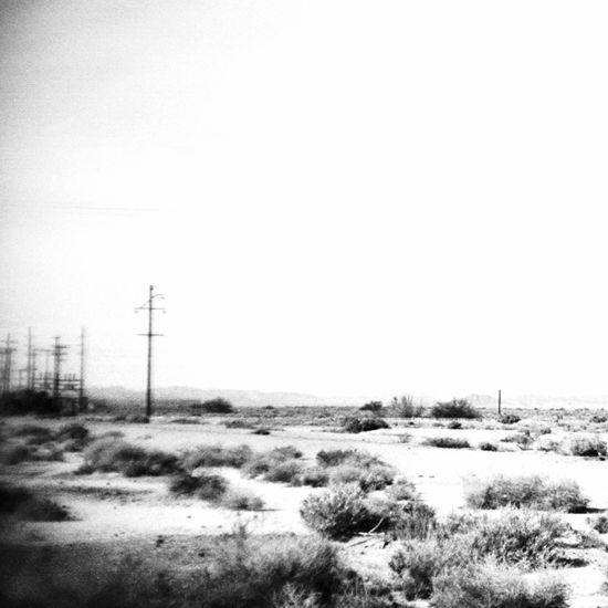 Square Holga Film Filmisnotdead Desert California Desolate Barren Wasteland Film Photography Blackandwhite Black And White Photography Black And White Collection  Landscape_Collection Landscape Kaleb M. Starr Monochrome Photography