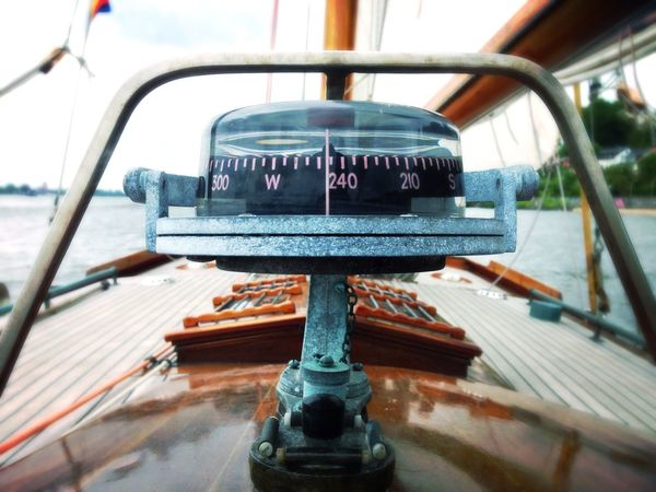 Compass Sailing Johanna Von Amrum