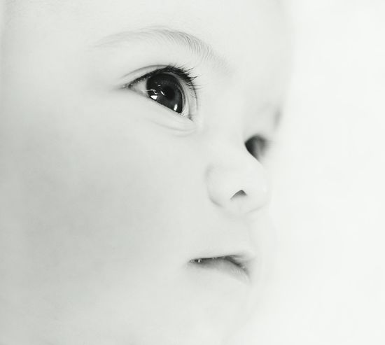 Laia Portrait Babygirl Baby Baby ❤ Eye4photography  Light And Shadow Desdelotrolado Nikon Portrait Photography Lights Nikonphotography Blackandwhite B&n Retrato Portaiture Simplicity Eye