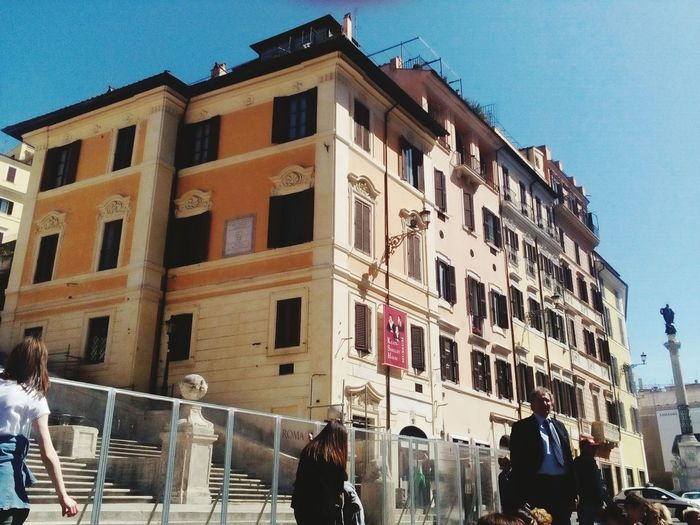 Keats and Shelley house - Rome - Piazza di Spagna Rome Italy🇮🇹 Streetphotography My Own Photography Getting Inspired Enjoying The View