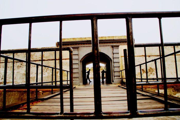 Fort MARLBOROUGH Cultural Heritage Oldarchitecture Architecture Main Entrance