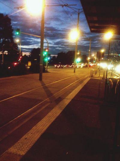 missing tram