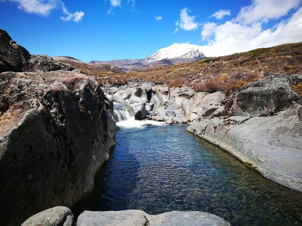 Mountain Landscape Mountain Range Snow Water Day Cloud - Sky Lake Beauty In Nature Nature No People Scenics Outdoors Sky