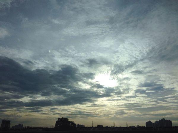 Sky Sky_collection Clouds And Sky Nature Evening Sky Evening Taking Photos