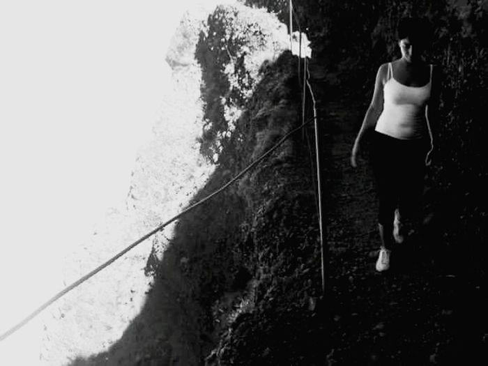 Madeira Island Madeiraisland Paraiso☀🍃 Paradise Paraisonatural 11yearsago One Person Exercising Sports Training Outdoors Women Leisure Activity Young Adult Lifestyles