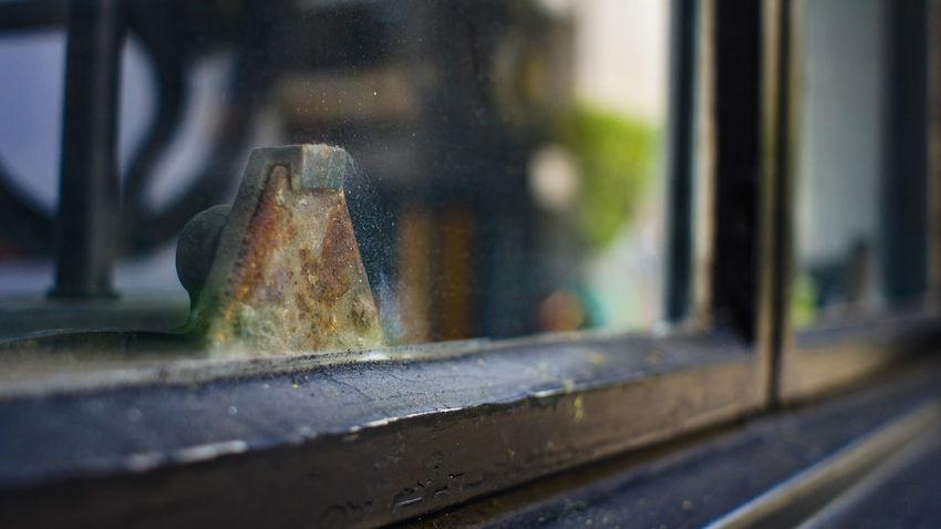 Window Day City Life Close-up Nex5 Takumar 28mm F3.5 City Rusty