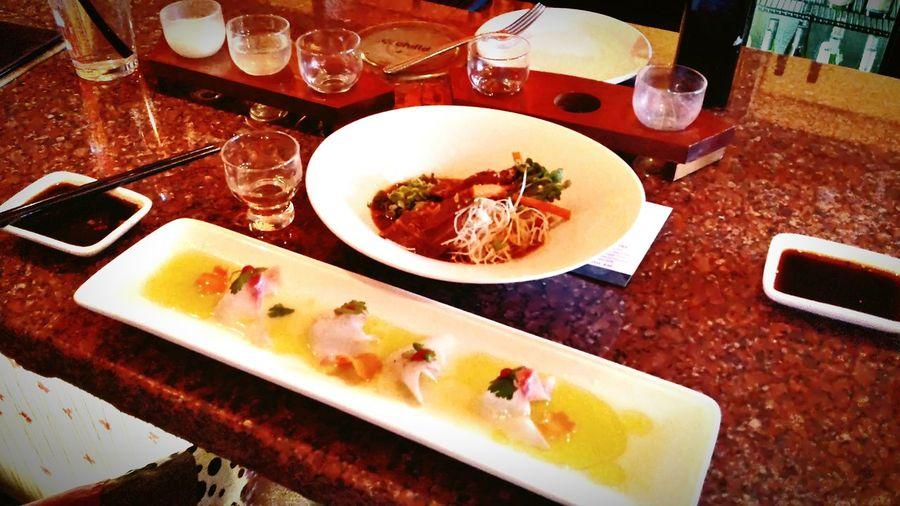 Food Porn Awards East By Southwest Sushi Sake