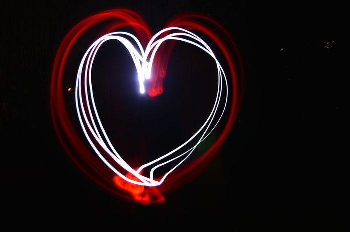 Even though I don't really like it, this one's for you: Happy Valentine's Day  ! Heart ArtWork Art, Drawing, Creativity Playing Light Painting Light Trails Light Drawing Night Nightphotography Night Photography Valentines_day Valentinesday Heartshape Heart Shape Art Arts Culture And Entertainment Art Gallery Nikon Nikonphotography The Purist (no Edit, No Filter) Germany Light Lights Photography In Motion