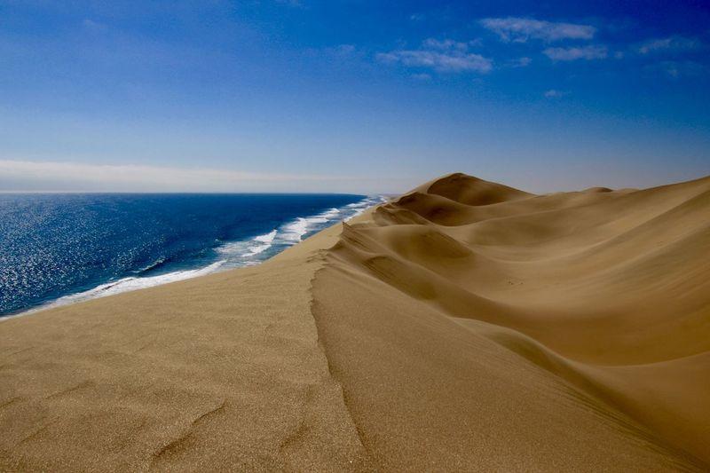 Land Sky Sea