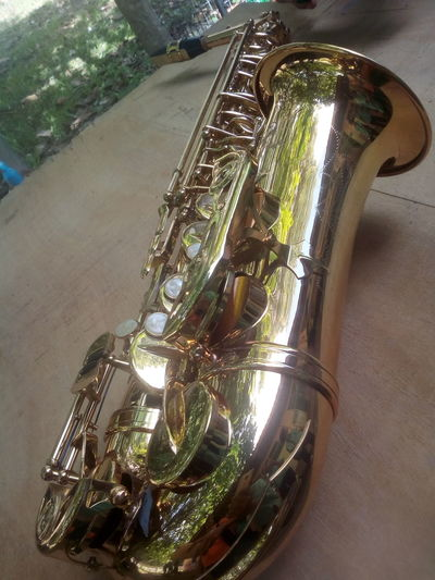 Homework for teacher Saxophone Wind Instrument Musical Instrument Arts Culture And Entertainment Close-up