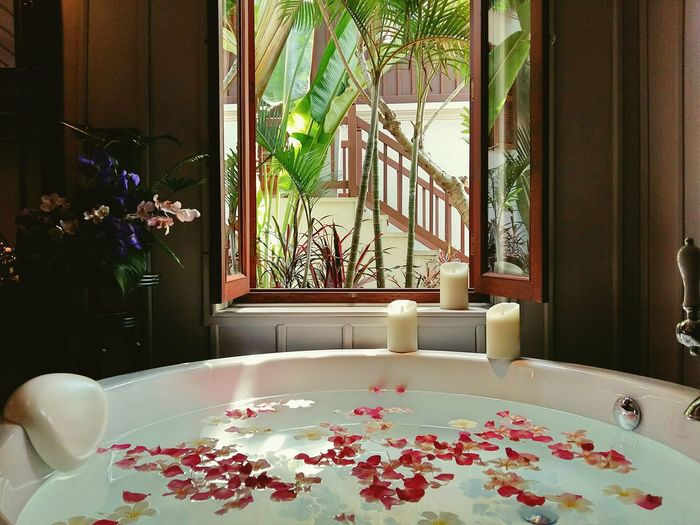 Laos Laungprabang Slow Life Holiday Relaxing Spa Relax