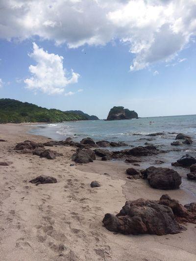 Bahía De Los Piratas Guanacaste  Costa Rica Playa Nature