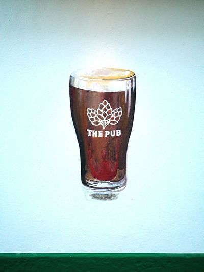 Pub Nightlife Bar Wall Art Beer Drink Frothy Drink Drinking Glass Close-up Food And Drink Alcoholic Drink Beer Glass Pint Glass Glass Beverage