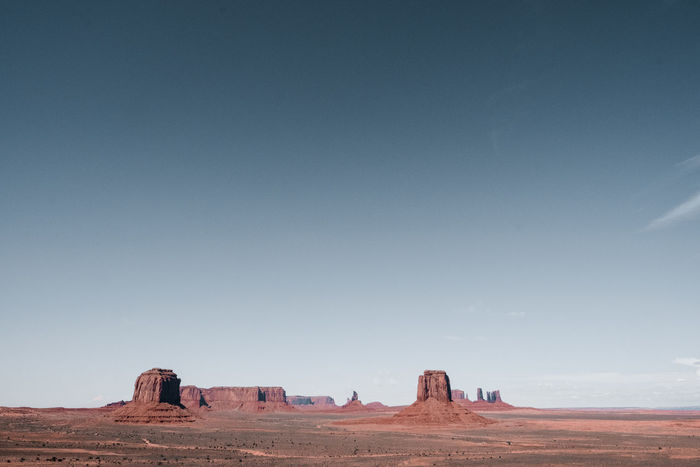 A vaster vastness. Adventure Arizona Beauty In Nature Blue Sky Broaden Your Horizon Day Desert Epic Exploring Fujifilm Horizon Landscape Landscape Photography Monument Valley Nature No People Outdoors Red Desert Roadtrip Scenics Travel Travel Photography Traveling USA Xt10