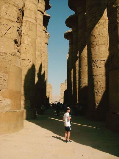 Egypt Louxor Vacation Traveling