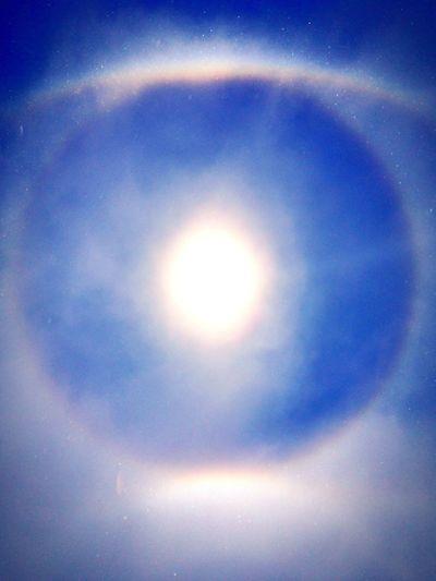 #ColdWEATHER  #Winter #amazingnature #eyeshape #haloeffect