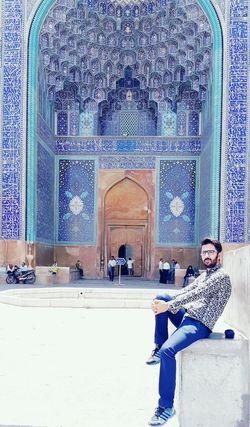 Traveling Travel Iran Esfehan Traveling In Iran