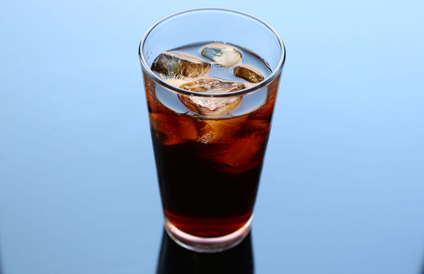 Drink Drinking Glass Cola Food And Drink Refreshment Alcohol Ice Cube No People Ice Tea Close-up Cold Temperature Freshness Day Liqueur