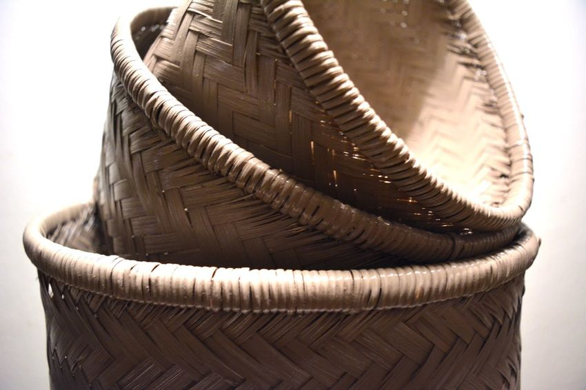 Love these baskets Basket Home Woven Design Livingroom House Interior Decoration Product Photography