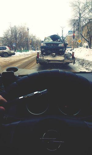 Car Crash Evacuation Hyndai