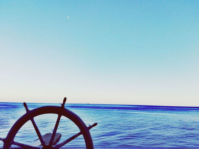 My First Eyem Photo First Eyeem Photo Moscow Nature Sky No People Horizon Over Water Blue Beach Sea Cloud - Sky