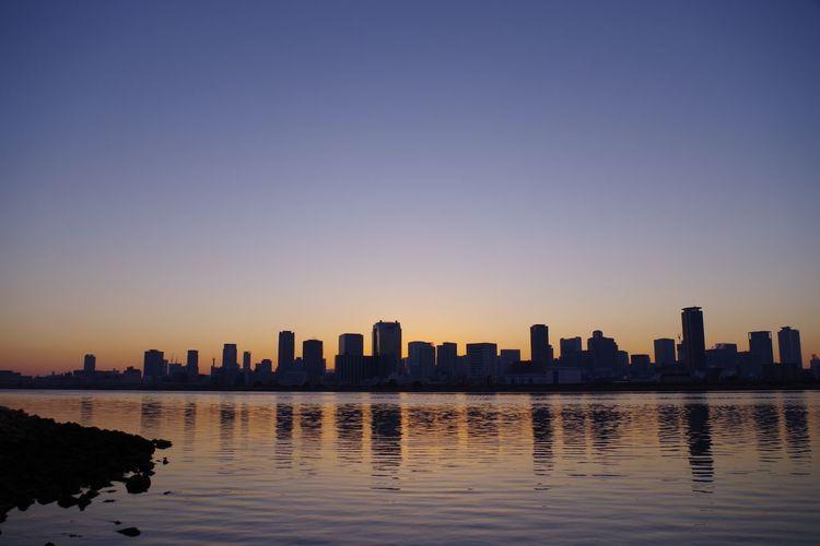 Sunrise 淀川 大阪