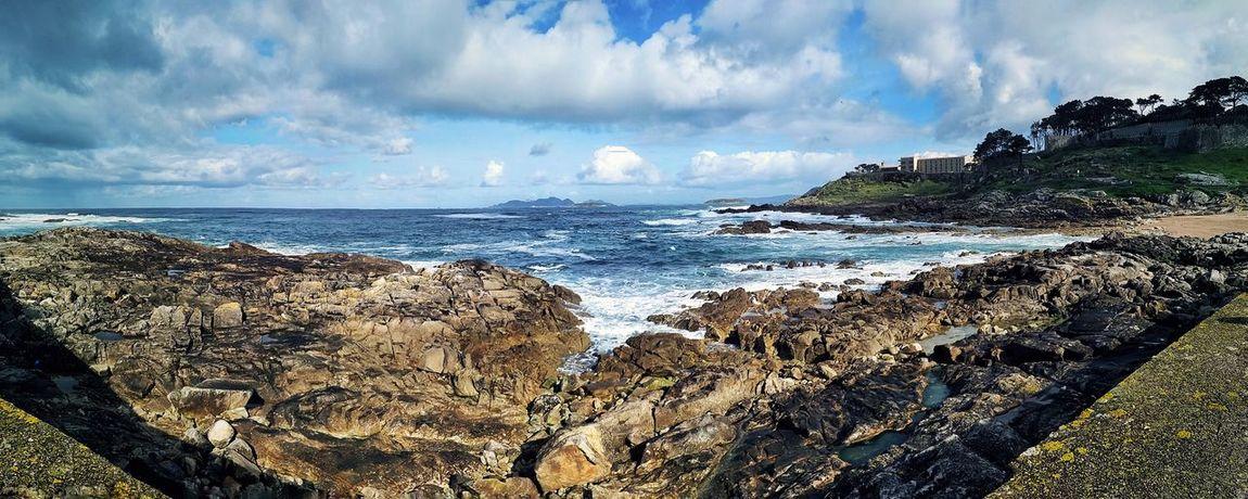 Baiona Arribada Arribada2017 Sea Waves Ocean Beach Mobilephotography Mobileography Xiaomi Mi4c
