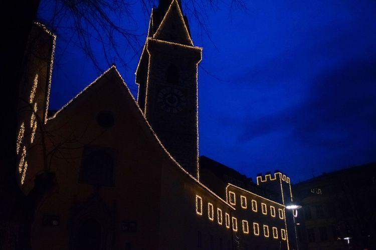 Chiesa Notturna