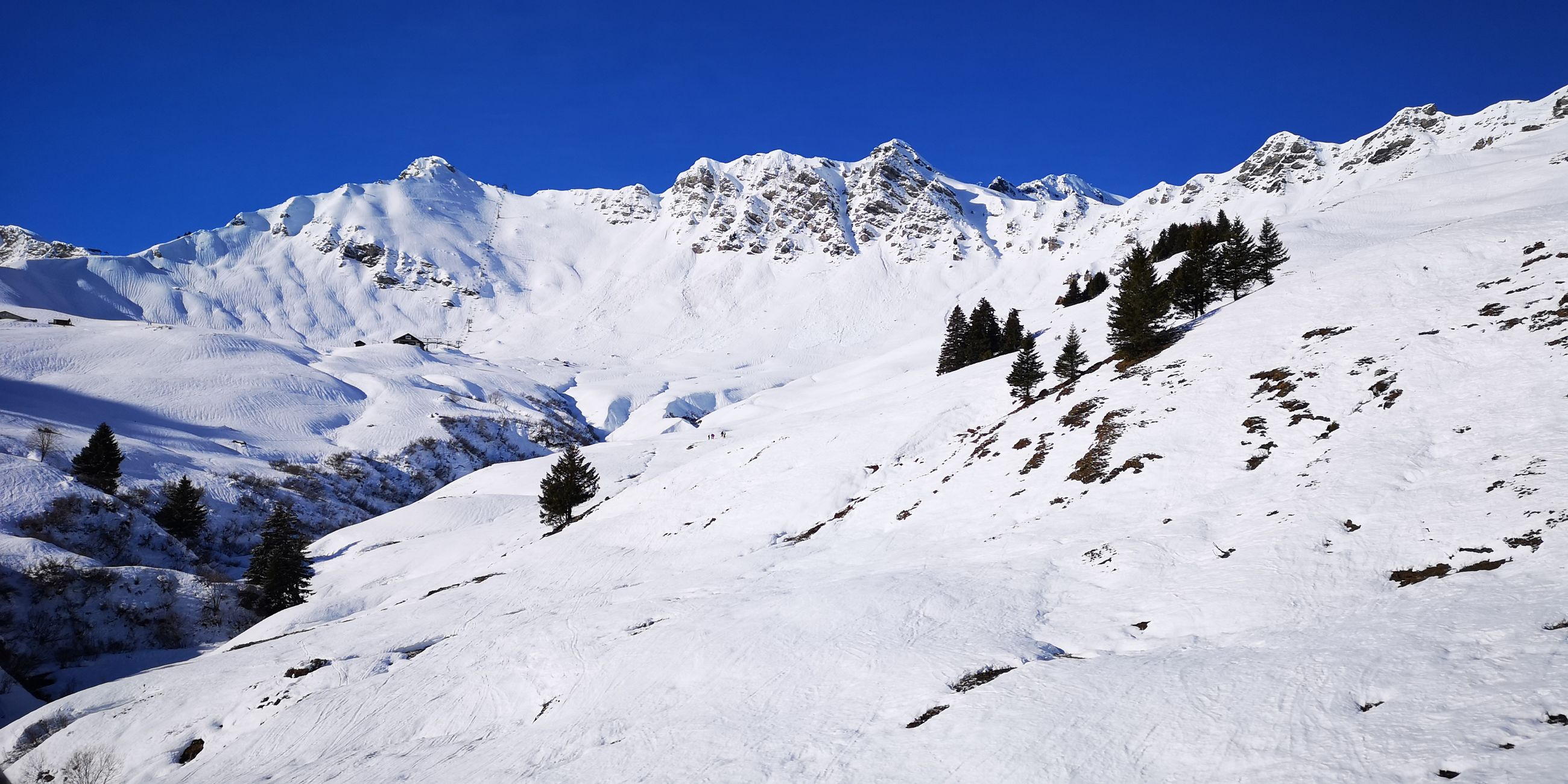 cold temperature, winter, snow, beauty in nature, sky, scenics - nature, mountain, snowcapped mountain, white color, tranquil scene, tranquility, non-urban scene, mountain range, blue, clear sky, day, environment, nature, landscape, no people, extreme weather, mountain peak