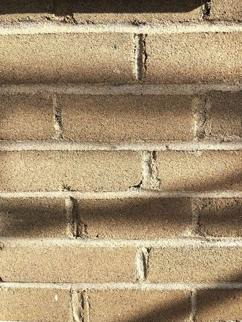 Light Rays End Of Afternoon Shades Sand Bricks Sand Color Briks Mortar Backgrounds Full Frame Textured  Day No People Outdoors Built Structure Rough Architecture Pattern Close-up Building Exterior