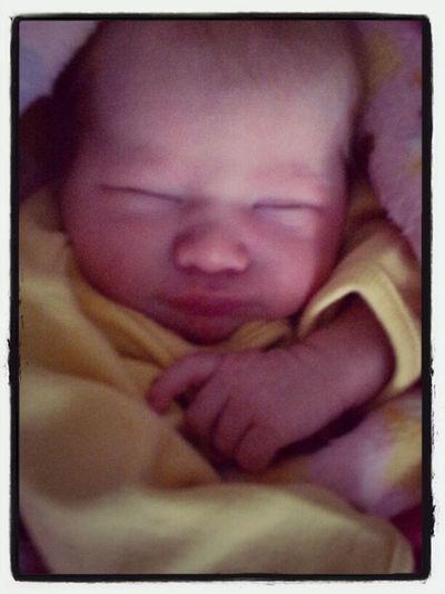 Baby Khloe