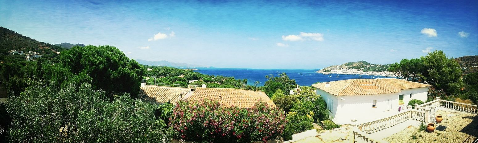Panoramic Bahia Costa Brava El Port De La Selva