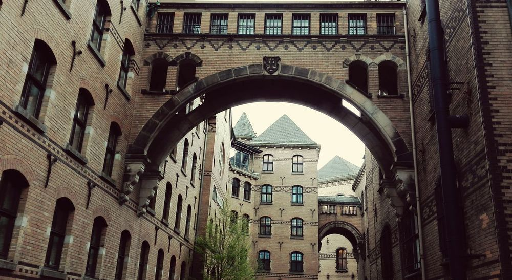 Special old town Bremen Germany Brick Building Brick Wall Travel Destinations Building Exterior Built Structure Architecture Outdoors City