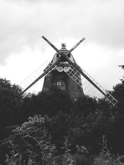 Mill BLCK&WHT