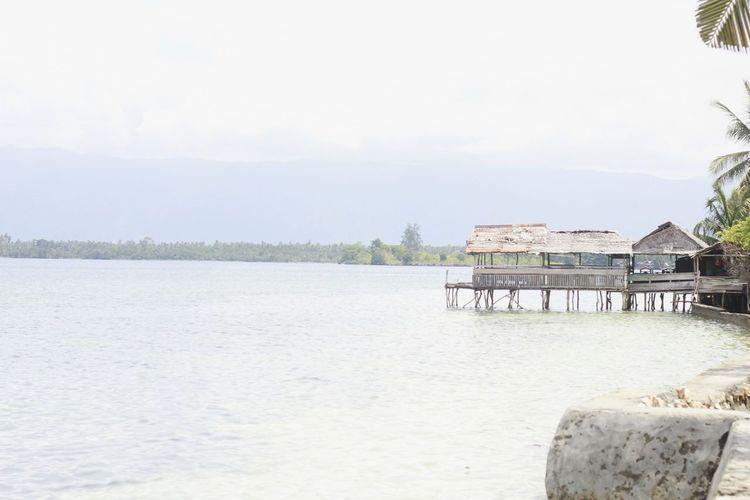 sea Stilt House