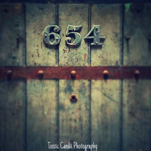 Door Cellblock Eastern State Penitentiary Beauty Of Decay Wood Steel Numbers Toxxiccandii